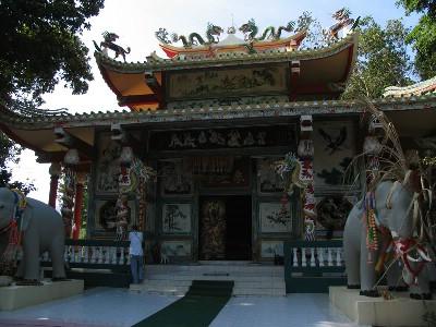 Kinesiskt tempel