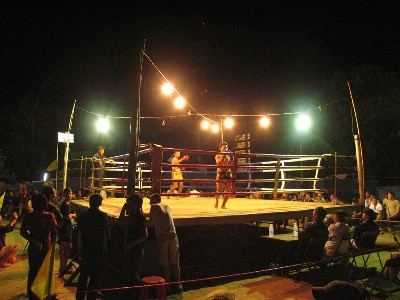 The Pride of Muay Thai