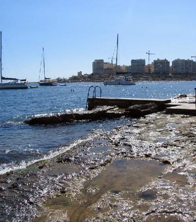 Bada i Spinola Bay